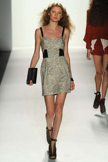 The Rebecca Minkoff Spring 2012 Collection is Effortlessly Cool