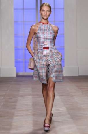The Tommy Hilfiger Spring/Summer 2012 Line is a Bright Mix of Mod Classics