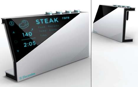 Techie Meat Temperature Trackers
