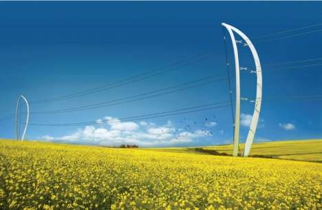 Plexus and Other Pylon Designs Will Soon Invade the Countryside