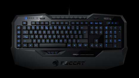 Luminous Gaming Keyboards