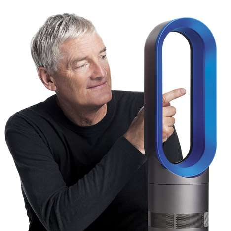 The Dyson Hot is the Latest in Heating Technology