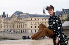 Retro Parisian Street Shoots