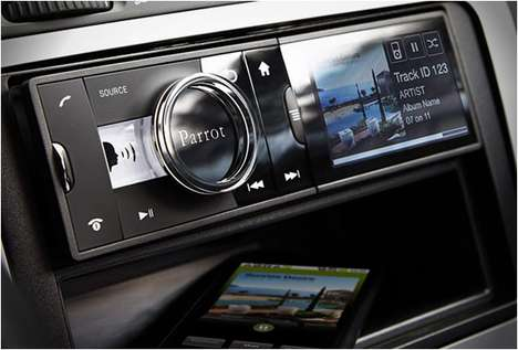Android-Powered Auto Stereos