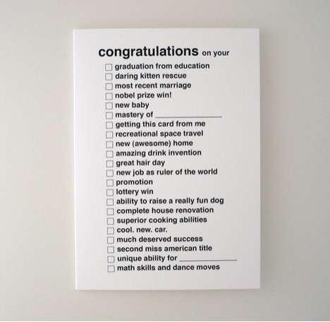 Checklist Notecards
