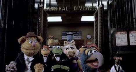 Crime Flick Puppet Parodies