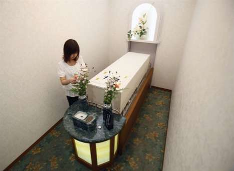 Japanese Corpse Lodging - The Lastel Hotel is Only Designed for Dead Guests
