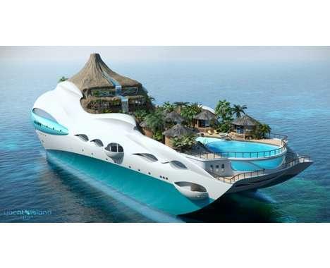 100 Luxury Yachts