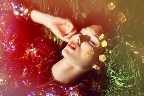 Sequined Field Photography