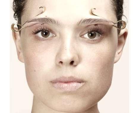 18 Pierced Pictorials