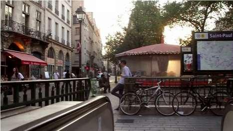 Parisian Subway Shorts