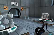 Gratis Gaming Goods - Blockbuster Puzzle Game Portal is Released for Free in Order to Teach Kids