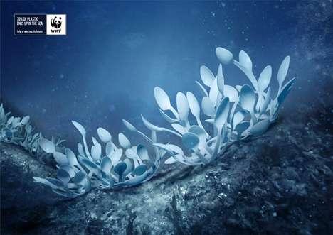 Plastic Marine Life