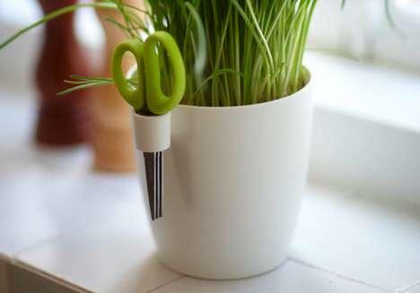 Desktop Flower Pots