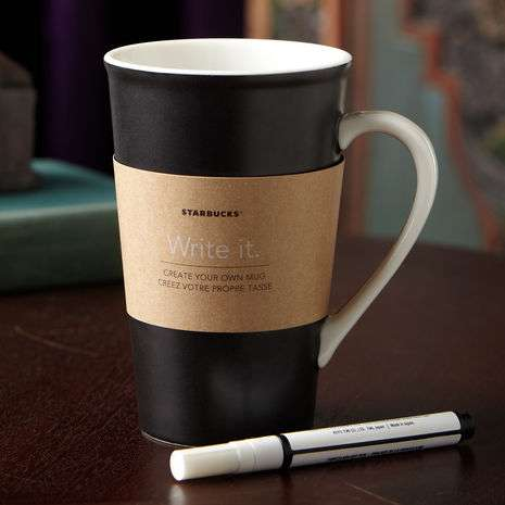 Customizable Coffee Cups