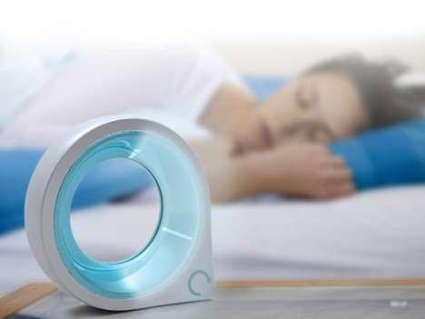 Minimalist Light Alarms