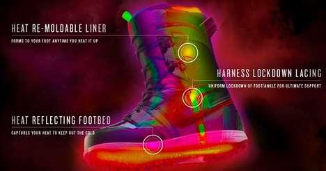 Hot Half-Pipe Footwear