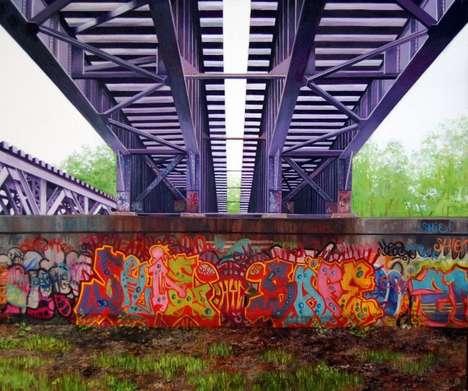 Bamboozle Street Art