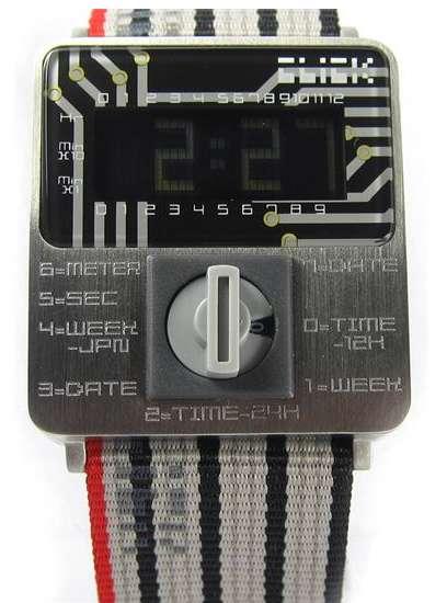 Circuit Board Timekeepers