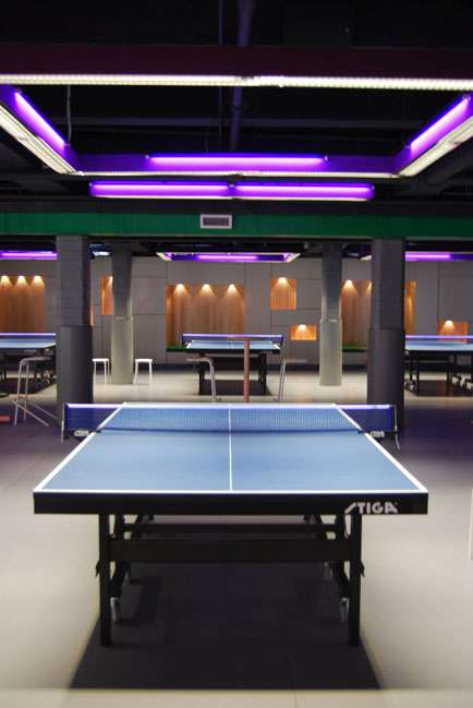 Table Tennis Taverns