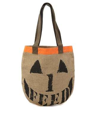 Charity Halloween Totes