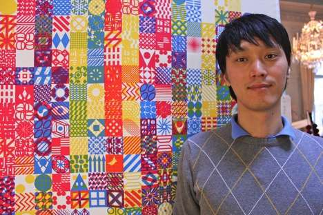 Kyuhyung Cho Injects the Written Language with a Bit of Color
