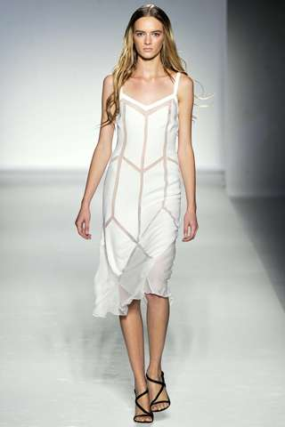 Sultry Sheer Cutout Ensembles