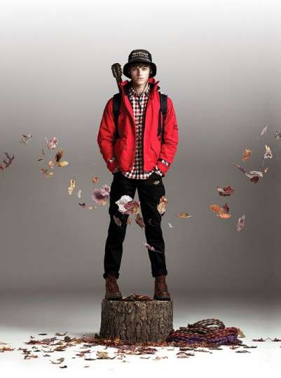 Modern Wilderness Menswear