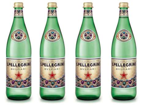 Liquified Luxury Bottles