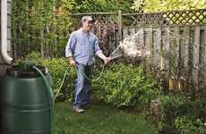 Rain-Harvesting Hoses - Sunlight is the Only Resource the RainPerfect Water Pump Uses