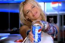 Celebrity-Celebrating Soda Ads - The Pepsi Music Icons Commercial Honors Musical Legends