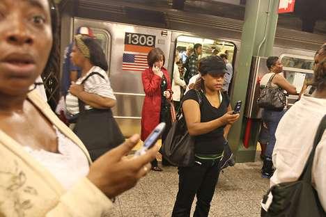Underground Cellphone Service