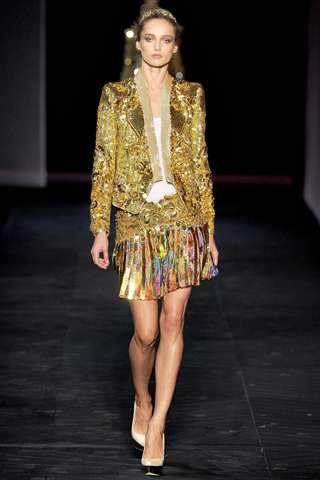 Gorgeously Gilded Garments