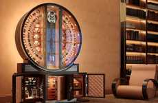 Souped-up Safes - The GrandCircle Offers Opulent Storage for Your Valuables