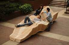 Massive Malleable Loungers