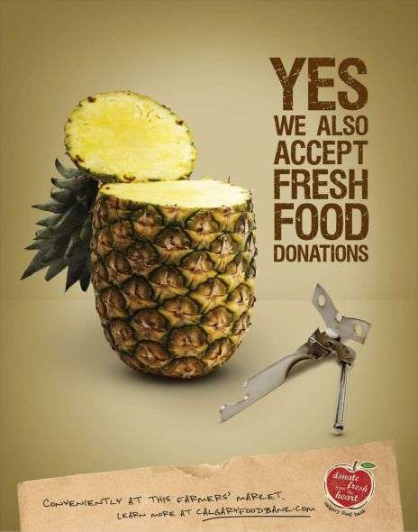 Hearty Food Campaigns