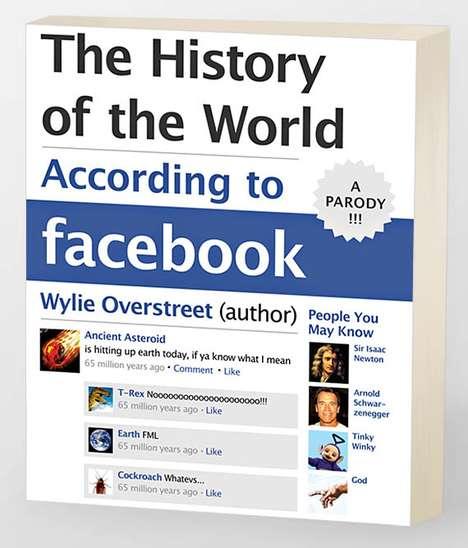 Historical Social Media Parodies