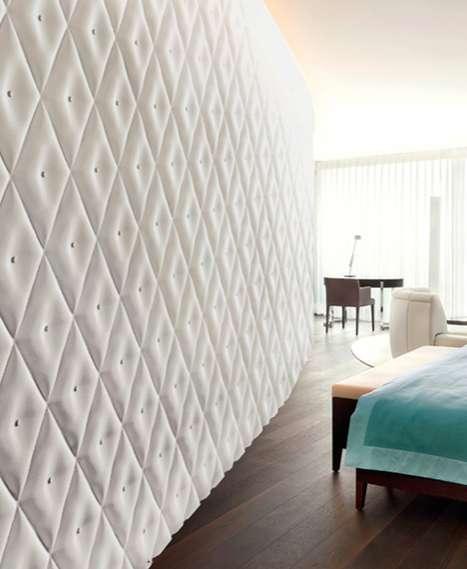 Tangibly Texturized Walls