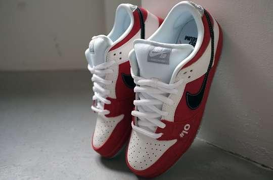 sports shoes 7dc72 e05b9 Vintage Derby Kicks : Nike SB 'Rollerderby' Dunk Low Pro