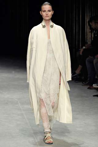 Bold Ankle-Length Capes