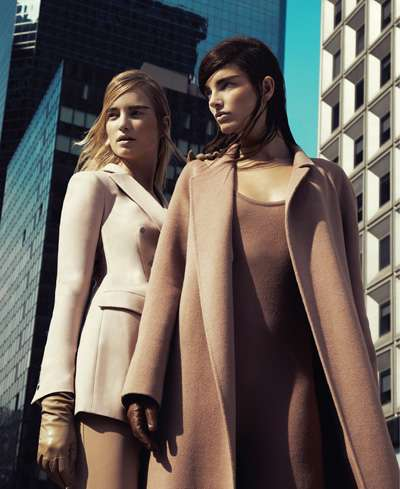 Powerfully Polished Fall Fashion