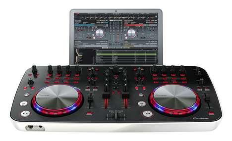 Compact Amateur DJ Gear