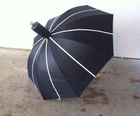 Inspection-Proof Parasols