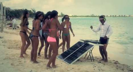 Solar-Powered Parties