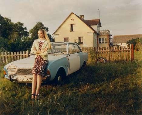 60s Summer's End Shoots