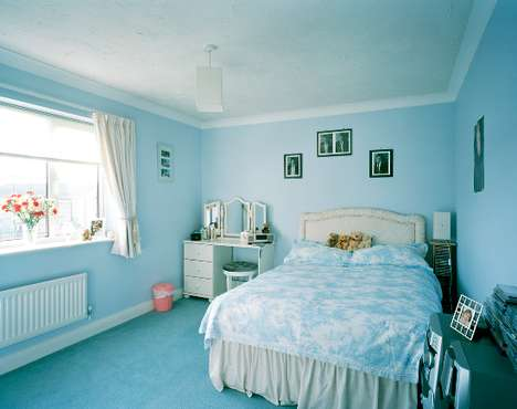 Haunting Bedroom Photography