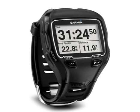 Triathlete Training Watches