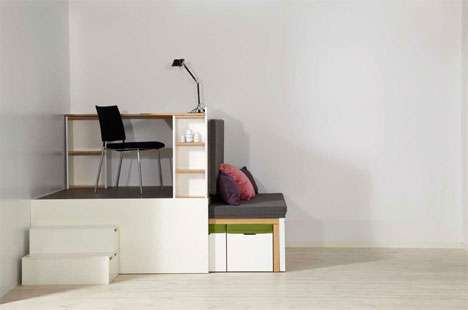 Compact Multi-Room Moveables