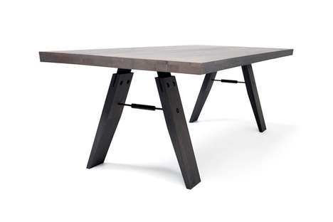 Industrial Illusion Tables