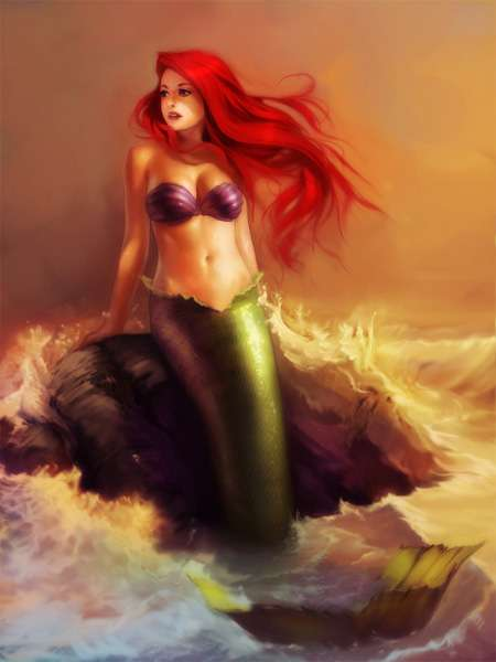 Jace Wallace's Realistic Disney Princesses are Stunning